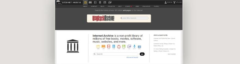 Archive-org boasts almost 2.4 million movies, along with 2.8 million music tracks