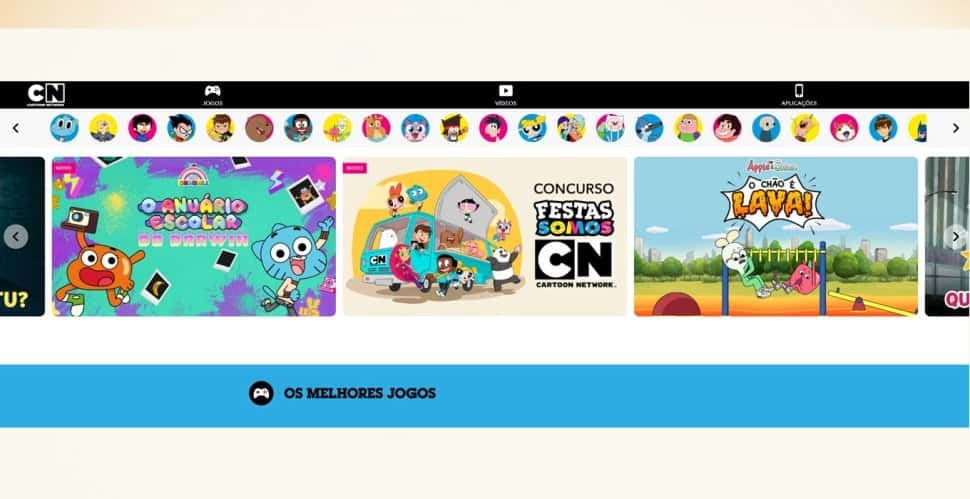 Cartoon network provides you the best cartoons, including full-length & short length episodes.