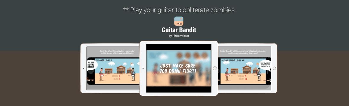 Guitar Bandit