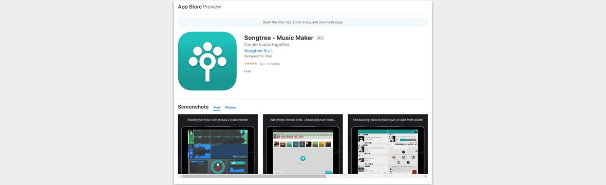 Songtree - Music Maker